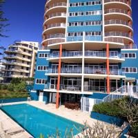 Sunrise Luxury Apartments, hotel in Tuncurry