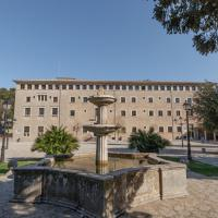 Santuari de Lluc, hotel in Lluc