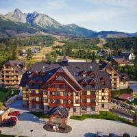 APLEND Kukučka Mountain Hotel and Residences, hotel v Tatranskej Lomnici