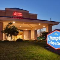 Hampton Inn & Suites Sacramento-Airport-Natomas, hotel near Sacramento Airport - SMF, Sacramento
