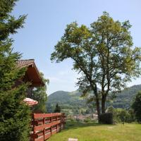 Comfy chalet with dishwasher, in the High Vosges, hotel in Le Ménil