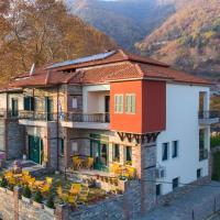 Evzin Hotel, хотел в Като Лутраки