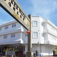 TheBlanc Boutique Hotel, hotel in Malacca