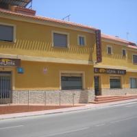 Pensión La Venta, hotel en Puerto de Mazarrón