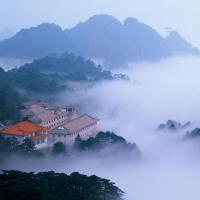 Huangshan Beihai Hotel, hotell i Huangshan-bergen