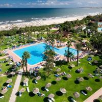 Sahara Beach Aquapark Resort, hotel in Monastir