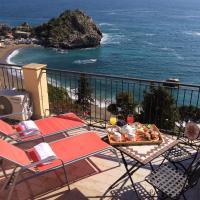 Jonic Hotel Mazzarò, hotel Taorminában