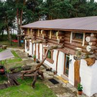 Agrousadba Sosnovy Bereg, отель в городе Gorodishche