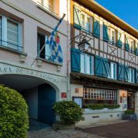 Hôtel La Licorne & Spa, hotel en Lyons-la-Forêt