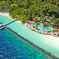 Royal Island Resort & Spa, hotel in Dharavandhoo