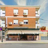 Pension San Marcos, hotell i Alovera