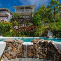 Oasis Marigot, hotel in Marigot Bay