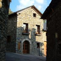 Hostal Rural Aude, hotel in Durro