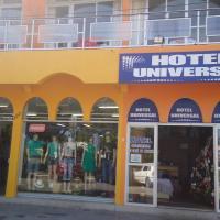 Hotel Universal, hotel em Guaratuba