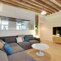 Pick a Flat's Apartment in le Marais - rue Vieille du Temple