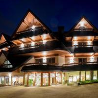 Montenero Resort&Spa – hotel w Czarnej Górze