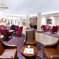 Academy Plaza Hotel, hotel in Dublin