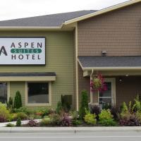 Aspen Suites Hotel Haines、Hainesのホテル