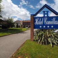 Hotel Comillas, hotel in Comillas