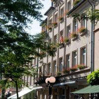Hotel De La Sure, hotel in Echternach