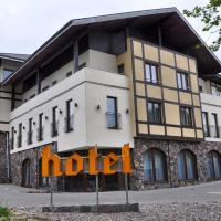 Hotel Pod Kluką – hotel w mieście Słupsk