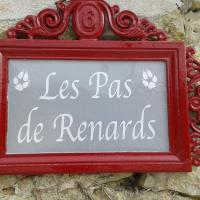 Gîte Des Pas De Renards, hotel in Ruffec