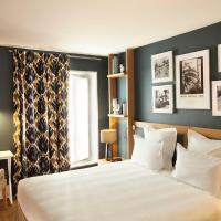 Hotel La Villa Saint Germain Des Prés, ξενοδοχείο σε 6ο διαμ., Παρίσι