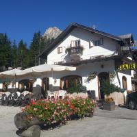 Hotel Fiames, отель в Кортина-д'Ампеццо