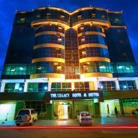 Legacy Hotel and Suites, отель в городе Накуру