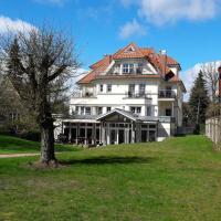 Hotel Villa Passion, hotel i Malchow