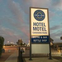 Opal Inn Hotel, Motel, Caravan Park, hotel in Coober Pedy