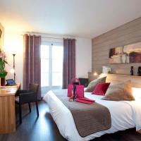 Brit Hotel du Golf Le Lodge, hôtel à Salies-de-Béarn