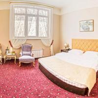 Hyde Park Hotel, hotel in Tver