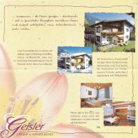Appartement Geisler