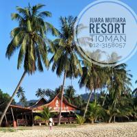 Juara Mutiara Resort, hotel in Tioman Island