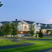 Homewood Suites by Hilton Hartford-Farmington, viešbutis mieste Farmingtonas