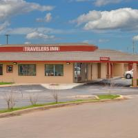 Travelers Inn Midwest City, hotel in Midwest City