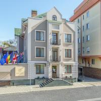 Park Lane Hotel, hotel in Chişinău