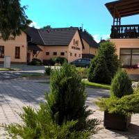 Hotel Slunce, hotel v Rýmařově
