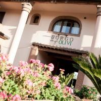 Hotel Borgo degli Olivi, hotel a Riotorto