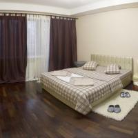 Kyiv apartment on Saksaganskogo street 87