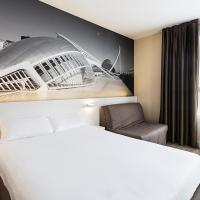 B&B Hotel Valencia Ciudad de las Ciencias, hotel en Valencia