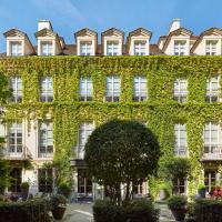 Le Pavillon de la Reine & Spa, hotel en Le Marais, París