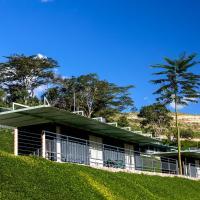 Hotel Fazenda Terra dos Sonhos, hotel in Bueno Brandão