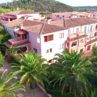 Residence Sos Alinos, hotel a Cala Liberotto