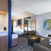 SpringHill Suites by Marriott Tulsa at Tulsa Hills, hotel in Tulsa