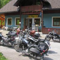 Camping und Chalet Saggraben, hotel in Palfau
