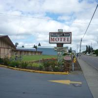 Budget Inn Motel, hotel in Woodburn