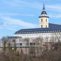 Katholisch-Soziales Institut, viešbutis mieste Zygburgas