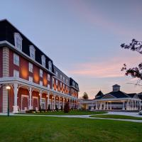 Saratoga Casino Hotel, hotel in Saratoga Springs